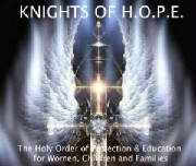 Vidame Brother Superior Knights of HOPE, Rt Hon Guenter Alfred Rieger
