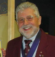 Rt Hon. Guente A.Rieger Past Grand Knight Knights of Columbus 4949
